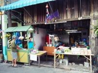 Local snacks shop