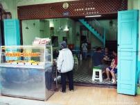 Boiled rice restaurant