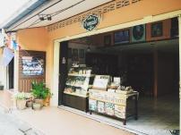 Thai dessert shop